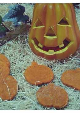 Cookies Veganas de calabaza