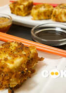 Tofu Frito con Panko