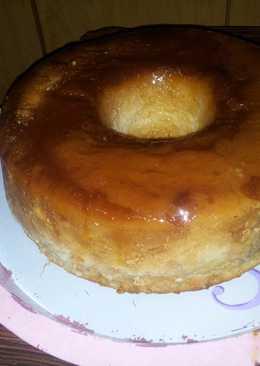 Budin de pan