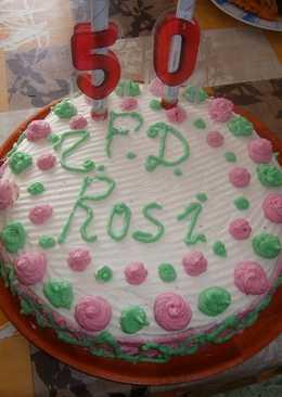 tarta para cumpleaos