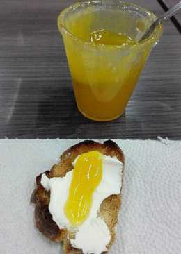 Mermelada de mango con habanero