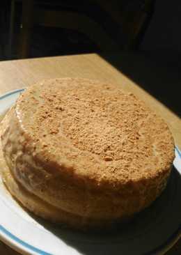Bizcocho/tarta en el microondas