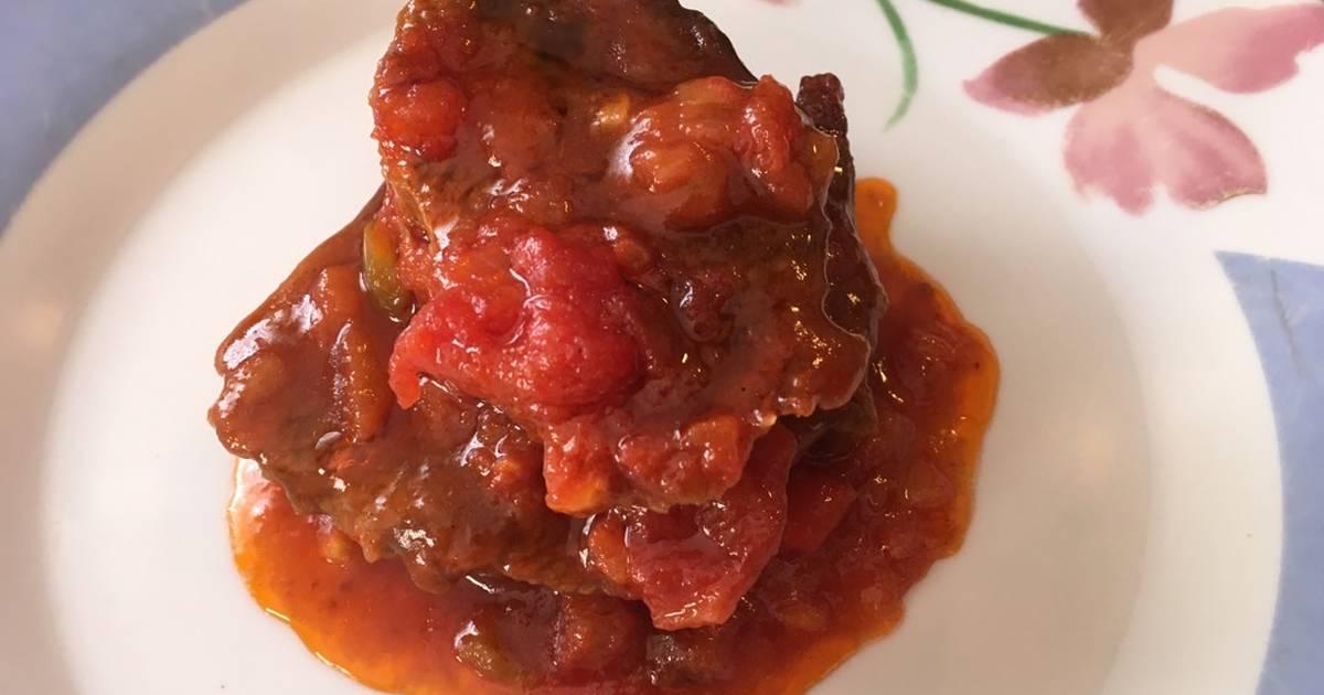 Carrillera de ternera 34 recetas caseras cookpad - Carrilladas de ternera ...