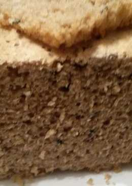 Pan integral sin amasado