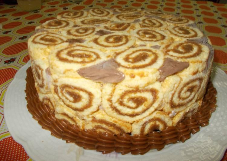 Foto principal de Torta helada re fácil