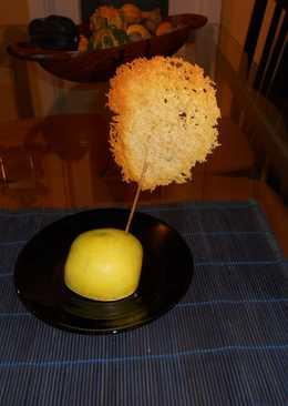 Aperitivos con queso parmesano 1