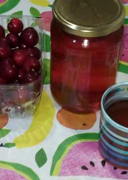 Infusión de rabos de cerezas