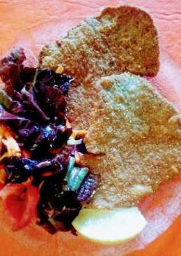 Milanesas de peceto (Ideales para sándwich)