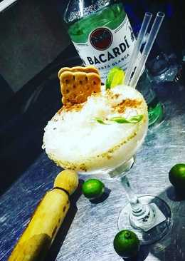 """Cocktail """"Pay de Limón"""""""