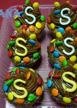 Decoración fácil para cupcakes