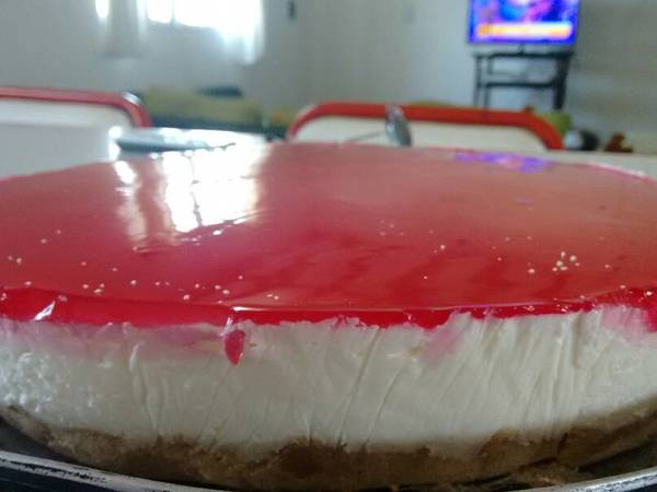 Tarta de yogurt!