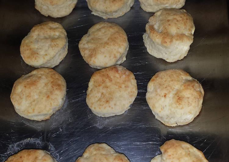 Scones de queso (receta del Crandon)
