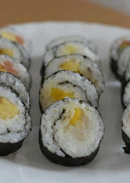 Maki sushi variado