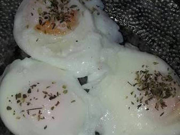Huevos poches