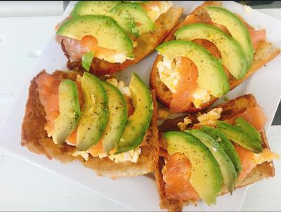 Tostadas perfectas para un desayuno de 10