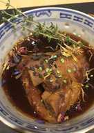Costillas de cerdo coreanas