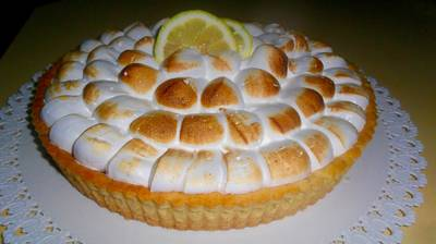 Lemon Pie 🍋