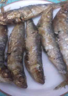 Sardinillas al horno