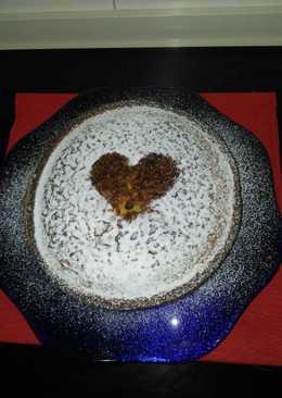 Bizcocho de mandarina con pepitas de chocolate