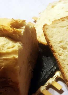 Pan de yogur y pera (en panificadora)