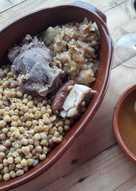 Cocido Lebaniego de Potes (Cantabria)
