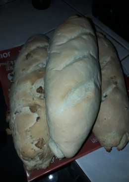 Pan casero fácil