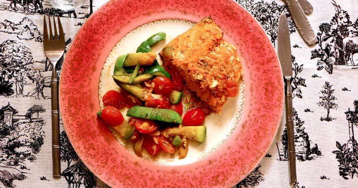C mo preparar pescado al horno receta de luciana gauna for Como cocinar pescado al horno
