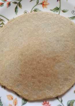 Tortitas integrales de quinoa (BLW)