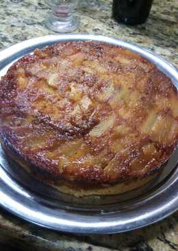 Torta de manzana sencilla