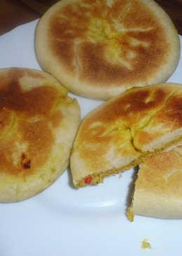 Panes marroquíes rellenos