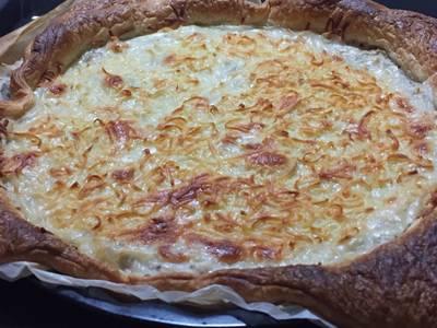 Pastel de pollo - Cena de sobras