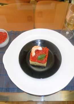 Cous-cous con aceite de albahaca