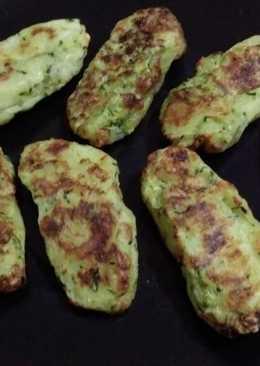 Croquetas de calabacín y patata