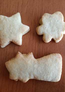 Taller de galletas para hacer con niños en el cole (o en casa)