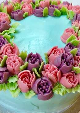 Carrot Cake primaveral