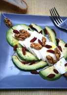 Desayuno con queso fresco sin lactosa - fácil