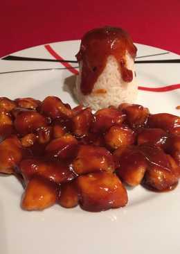 pollo en salsa china
