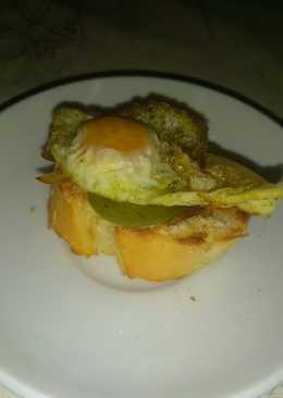 Tapa de huevo de codorniz