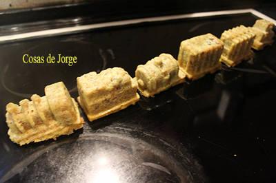 Tren de quinoa y dulse