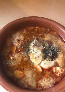 Sopa de cabeza 33 recetas caseras cookpad - Sopa castellana casera ...