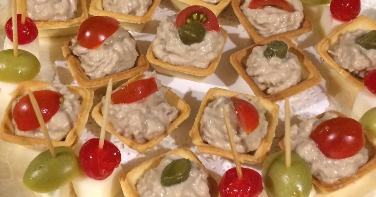 Recetas de canapes 457 recetas cookpad for Recetas para canape