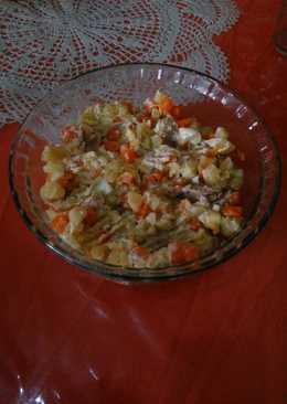 Salpicón de ave #CocinaDeVerano