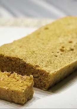 Pan de avena más fácil del mundo ® al microondas 3 pasos 4 minutos