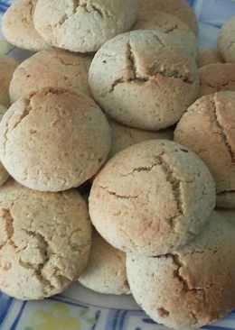 Como hacer galletas de avena con nuez fáciles