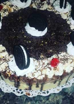 Torta helada postre del 14 de febrero 😍