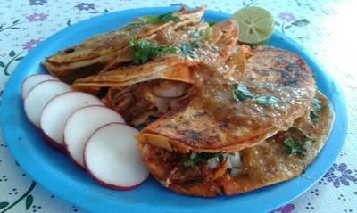 """Tacos de barbacoa """"estilo Guadalajara"""" 😈"""