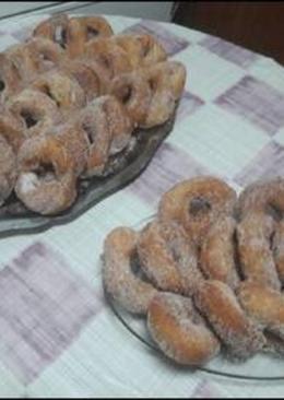 Roscos típicos andalucia