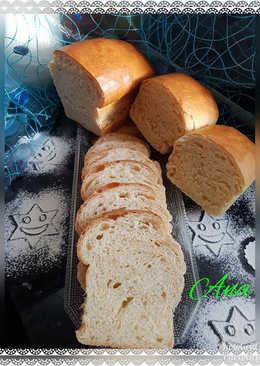 Pan de molde esponjoso