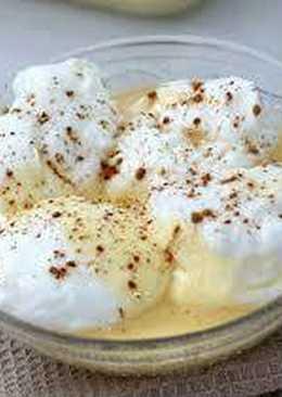 Huevos nevados fácil y con un gran resultado ¡te encantara!