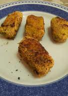 Croquetas de boniato sin gluten veganas  🍠